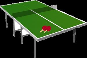 Ukuran Lapangan Tenis Meja dan Cara Membuatnya
