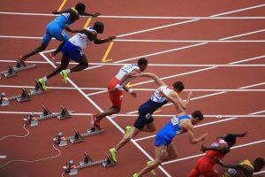 Sejarah, Teknik dan Nomor Lari Jarak Menengah (Terlengkap)