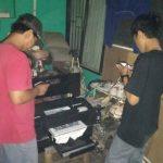 Workshop Pembuatan Printer DTG