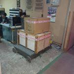 Pengiriman Printer DTG Makasar