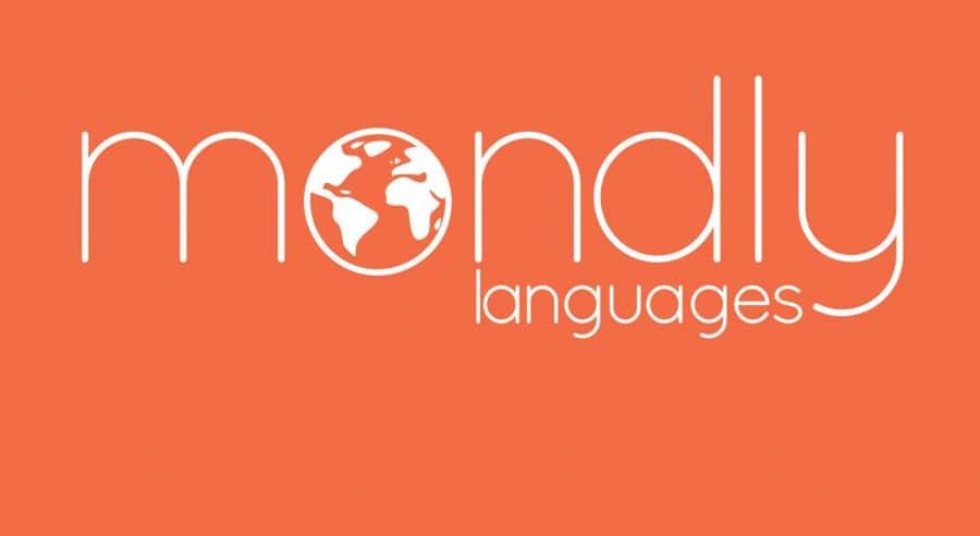 Aplikasi Mondly Language