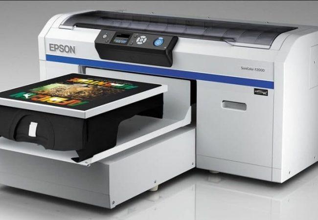 Daftar Printer DTG Terbaik | Dari Lokal Hingga Internasional