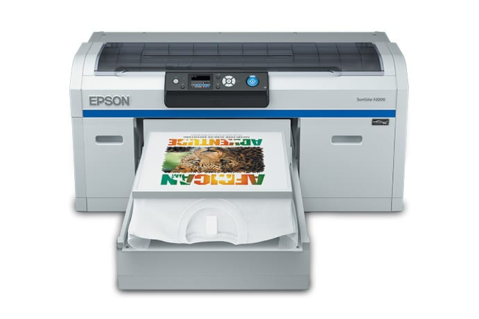 Printer DTG F2000