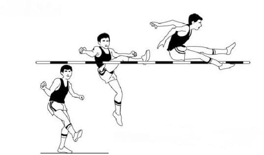 Gaya Lompat Tinggi