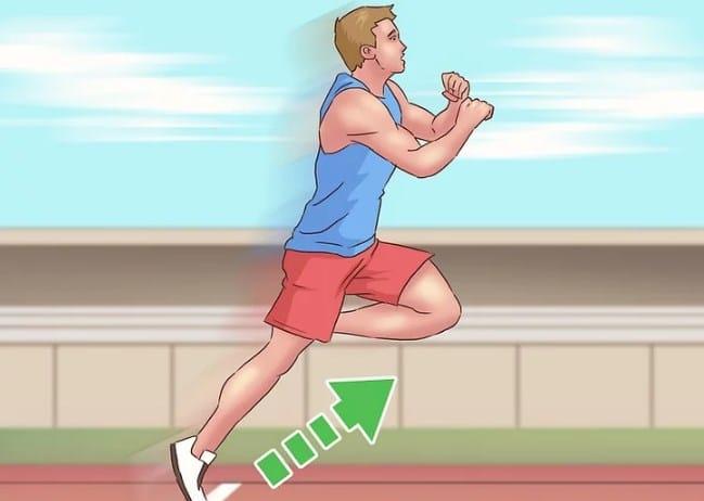 Gerakan Awal Lompat Jangkit