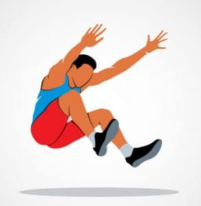 Lompat Jangkit : Pengertian, Sejarah, Teknik Dasar dan Peraturan