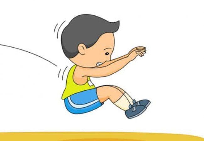 3 Jenis Gaya Lompat Jauh Yang Harus Kamu Tahu