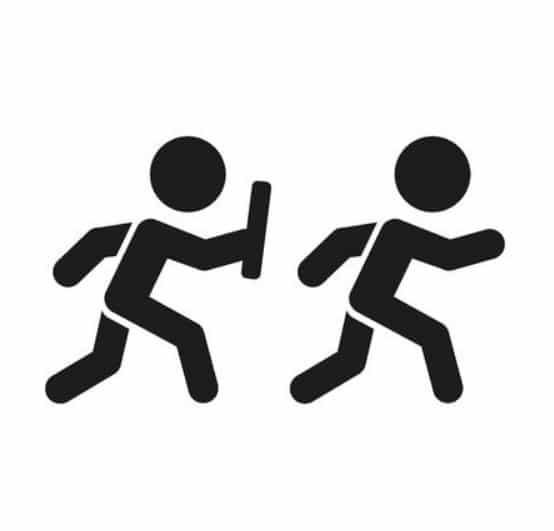 Lari Estafet : Pengertian, Sejarah, Teknik Dasar dan Peraturan