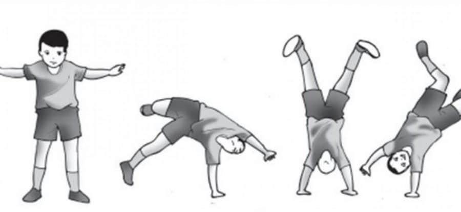 Latihan Dasar Gerak Meroda