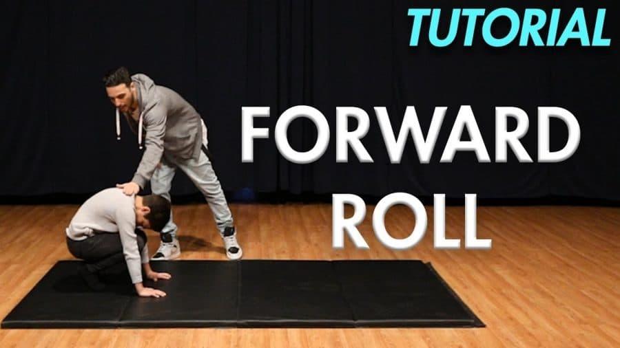 Hal yang Harus diperhatikan dalam melakukan roll depan dan roll belakang