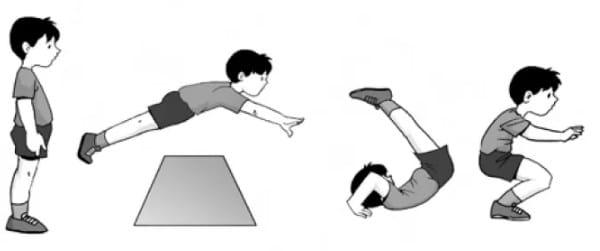 Teknik Lompat Harimau